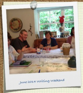 Writers at Work at Old Rectory